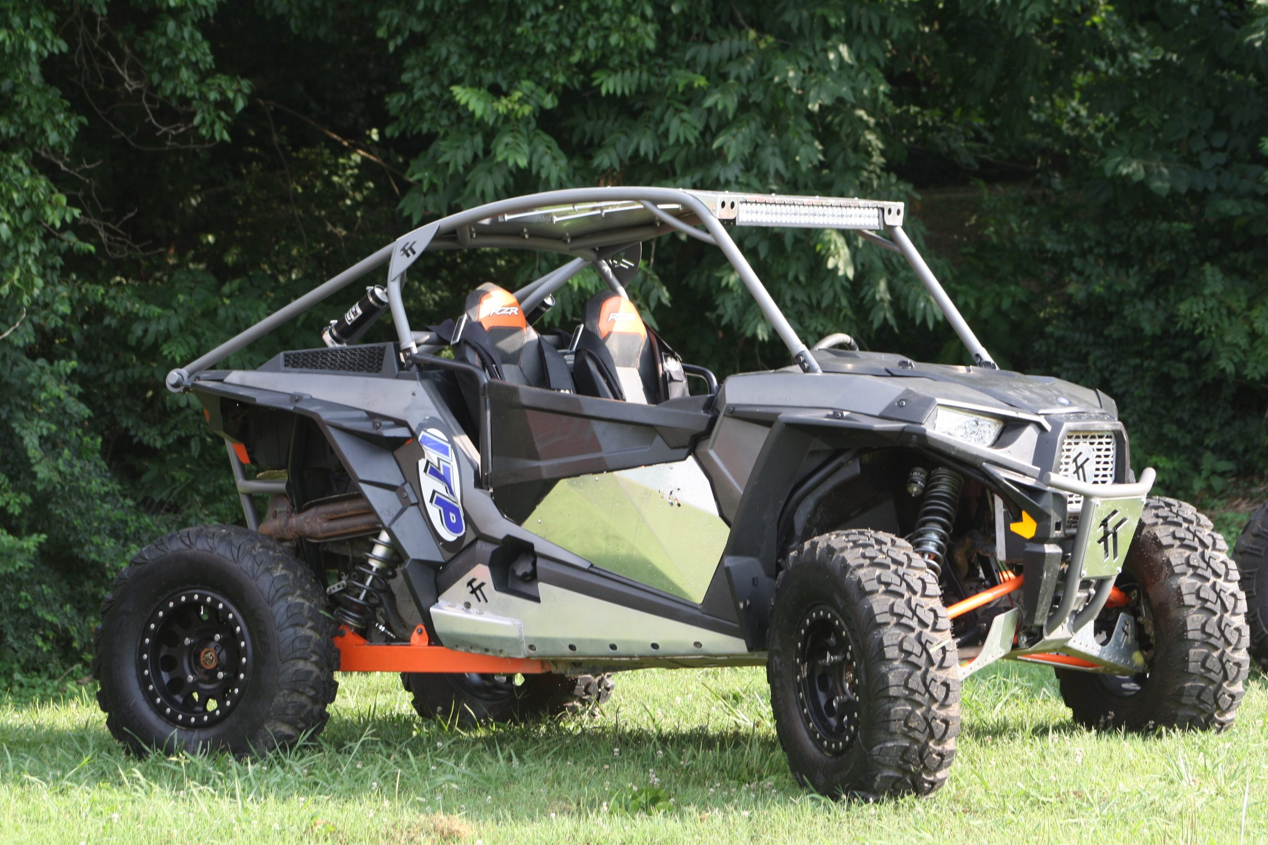Polaris Rzr Roll Cages Tony S Toys Custom Side By Side Fabrications
