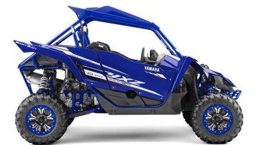 Yamaha XTReme Terrain Challenge - Yamaha YXZ1000R